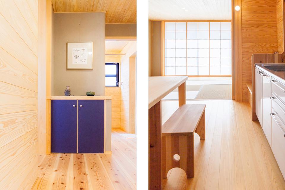 小さな木の家|春日井市 5