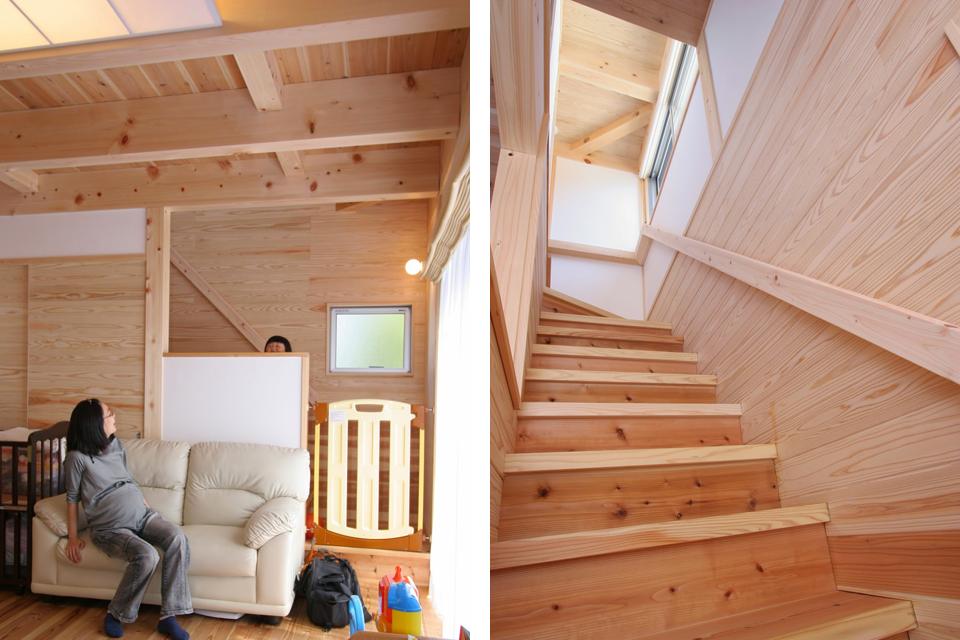 小さな木の家|あま市美和町4