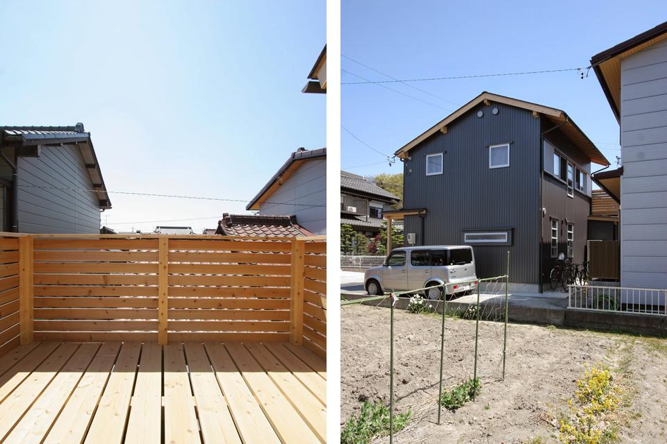 小さな木の家|あま市美和町8