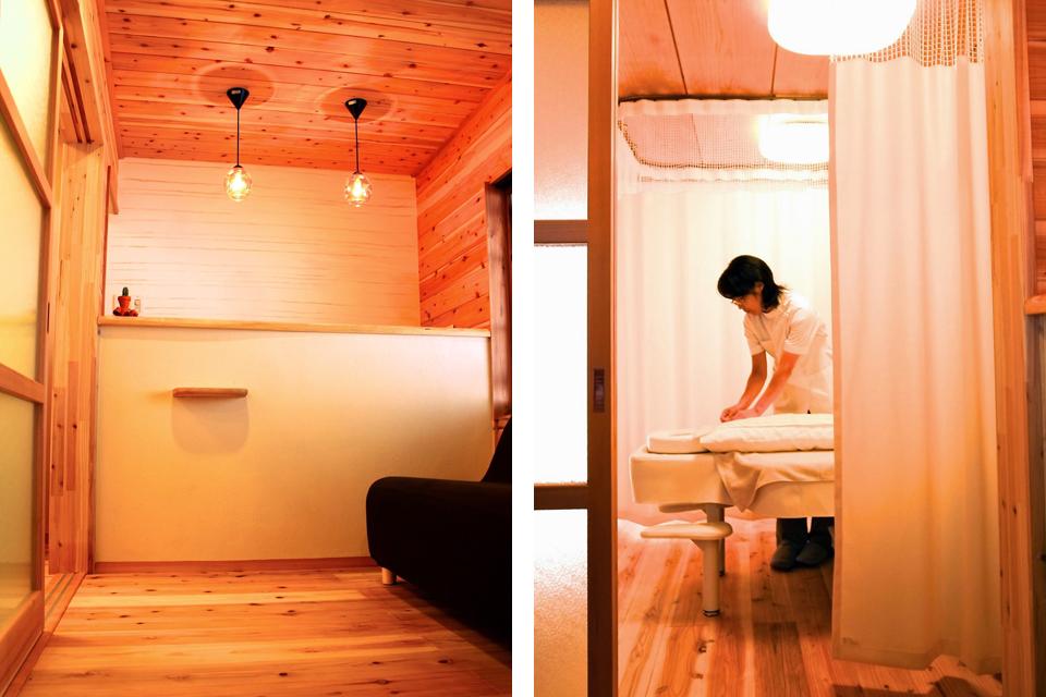 きし鍼灸室|名古屋市北区3