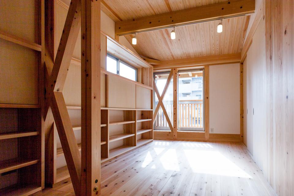 小さな木の家|名古屋市瑞穂区6