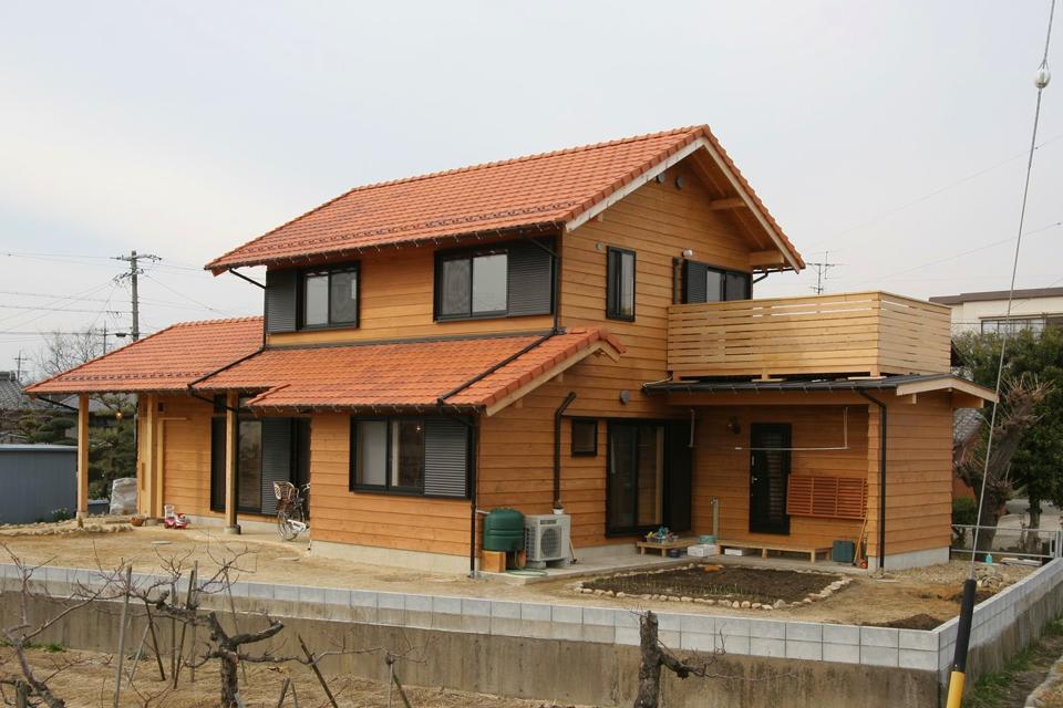 土壁の家|犬山市