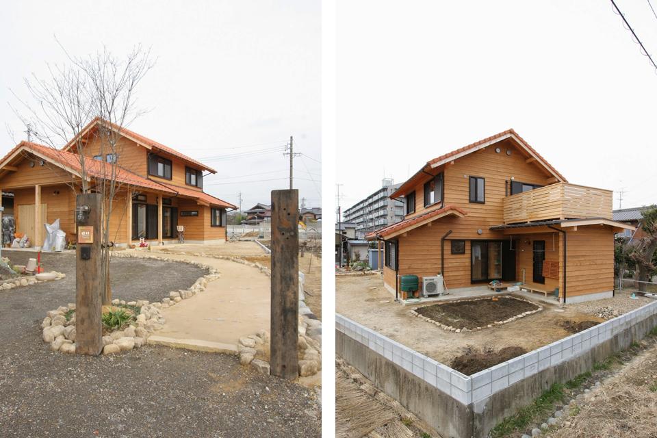 土壁の家|犬山市1