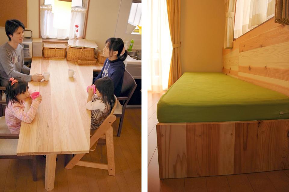 木の家具|大治4