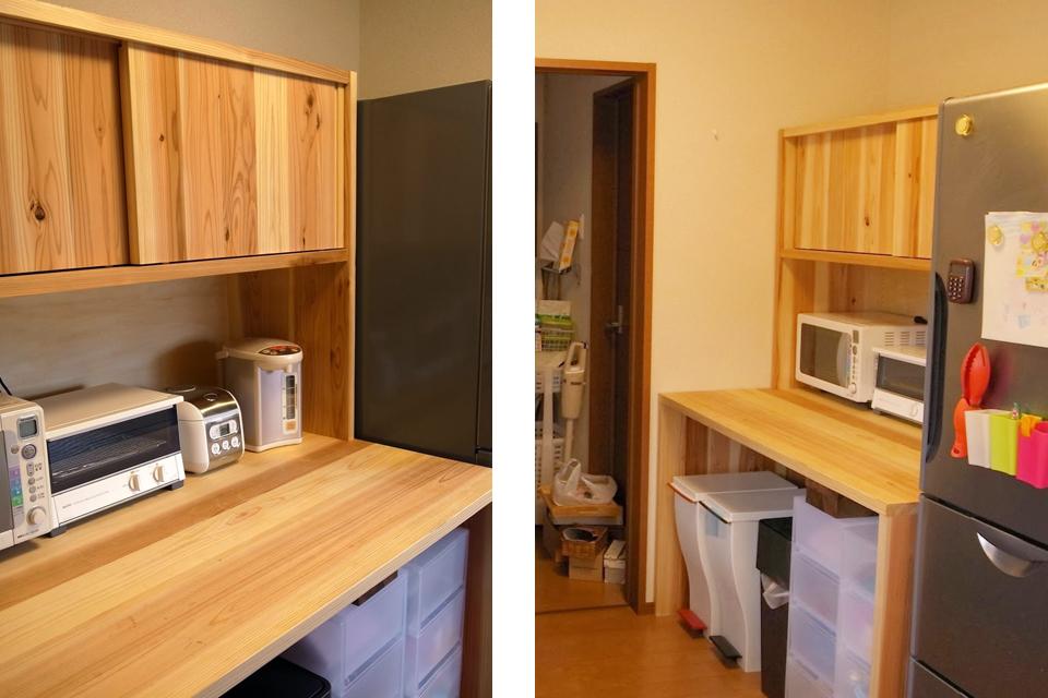 木の家具|大治8